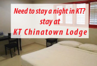 KT Chinatown Lodge